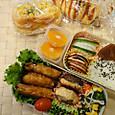 本日のお弁当(2012.10.22)