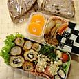 本日のお弁当(2012.10.23)