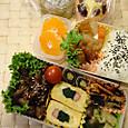 本日のお弁当(2012.10.25)