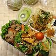 本日のお弁当(2012.10.26)