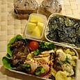 本日のお弁当(2012.10.29)