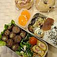 本日のお弁当(2012.11.7)
