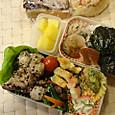 本日のお弁当(2012.11.8)
