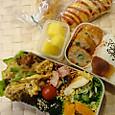 本日のお弁当(2012.11.9)