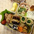 本日のお弁当(2012.11.12)