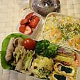 本日のお弁当(2012.11.16)