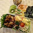 本日のお弁当(2012.11.22)