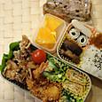 本日のお弁当(2012.11.26)