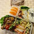 本日のお弁当(2012.12.3)
