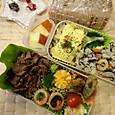 今年最後のお弁当(2012.12.12)