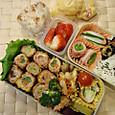 本日のお弁当(2013.1.16)