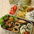 本日のお弁当(2013.1.17)