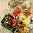 本日のお弁当(2013.1.18)
