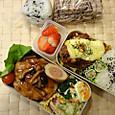 本日のお弁当(2013.1.30)