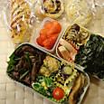 本日のお弁当(2013.1.31)