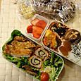 本日のお弁当(2013.2.13)