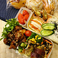 本日のお弁当(2013.2.19)