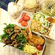 本日のお弁当(2013.2.20)