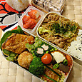 本日のお弁当(2013.2.28)