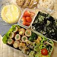 本日のお弁当(2013.3.1)