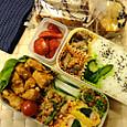 本日のお弁当(2013.4.15)