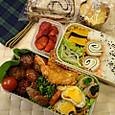 本日のお弁当(2013.4.16)