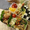 本日のお弁当(2013.4.17)