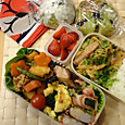 本日のお弁当(2013.4.18)