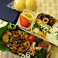 本日のお弁当(2013.4.22)