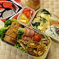 本日のお弁当(2013.4.26)