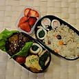 本日のお弁当(2013.5.9)