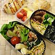 本日のお弁当(2013.5.10)