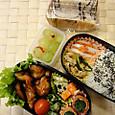 本日のお弁当(2013.5.14)