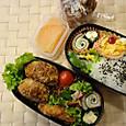 本日のお弁当(2013.5.17)