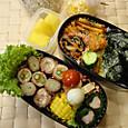 本日のお弁当(2013.5.30)