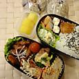 本日のお弁当(2013.5.31)
