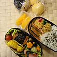 本日のお弁当(2013.6.3)