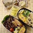 本日のお弁当(2013.6.7)