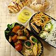 本日のお弁当(2013.6.10)