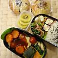 本日のお弁当(2013.6.11)