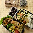 本日のお弁当(2013.6.12)