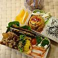 本日のお弁当(2013.617)