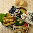 本日のお弁当(2013.6.19)
