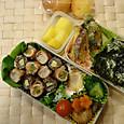 本日のお弁当(2013.6.20)