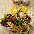 本日のお弁当(2013.6.24)