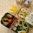 本日のお弁当(2013.6.25)