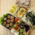 本日のお弁当(2013.7.1)