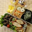 本日のお弁当(2013.7.3)
