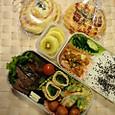 本日のお弁当(2013.7.4)