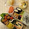 本日のお弁当(2013.7.5)
